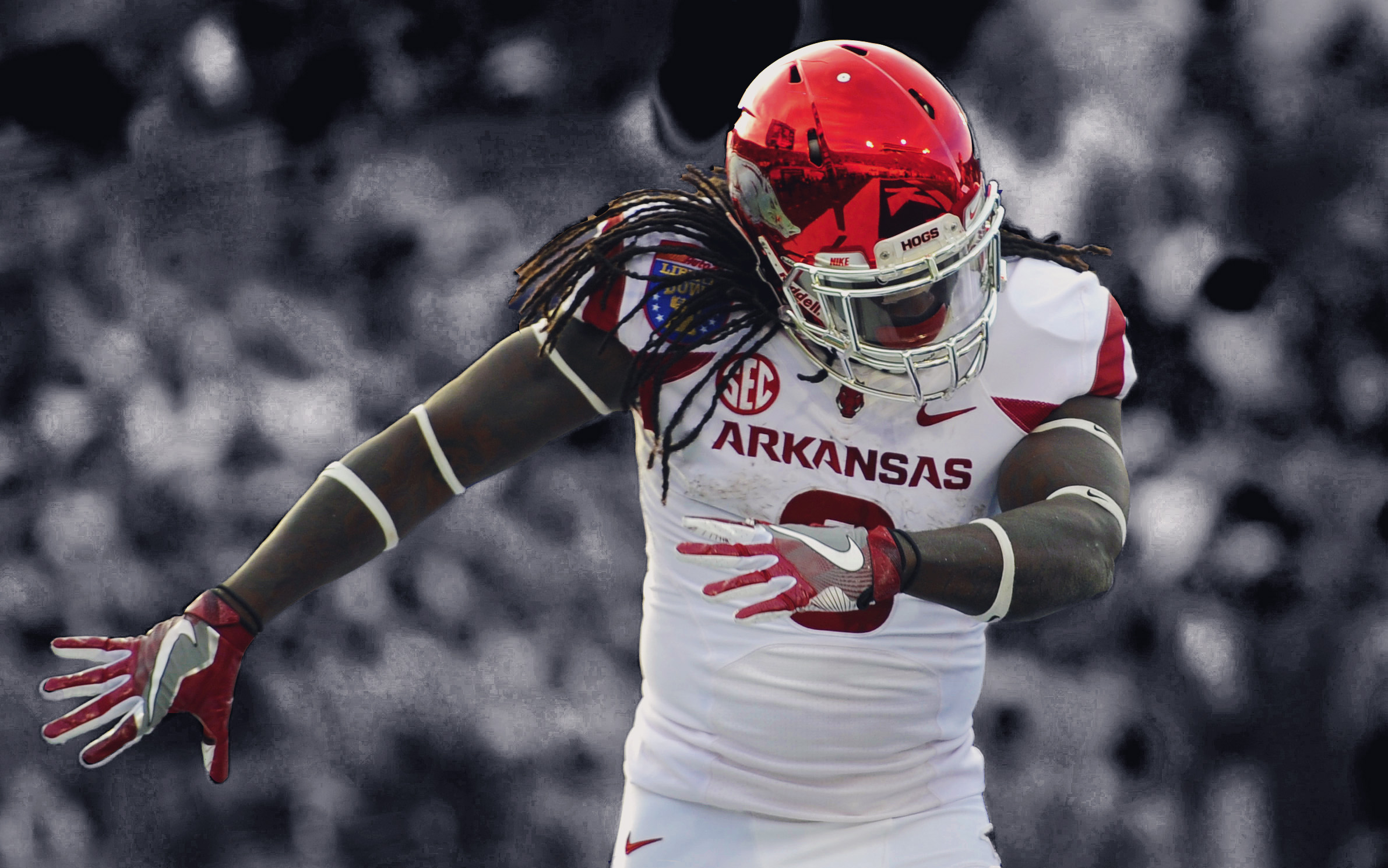Alex Collins: How He Changed Arkansas Football
